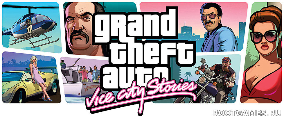 GTA: Vice City Stories для Android