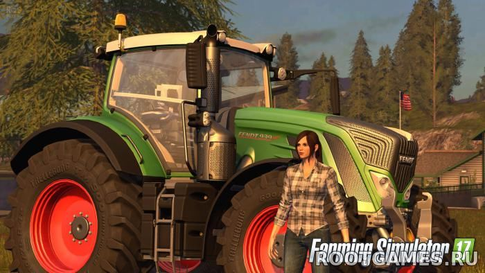 Патч для Farming Simulator 17