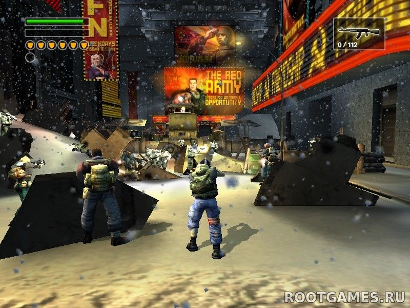 Freedom Fighters 2003 PC