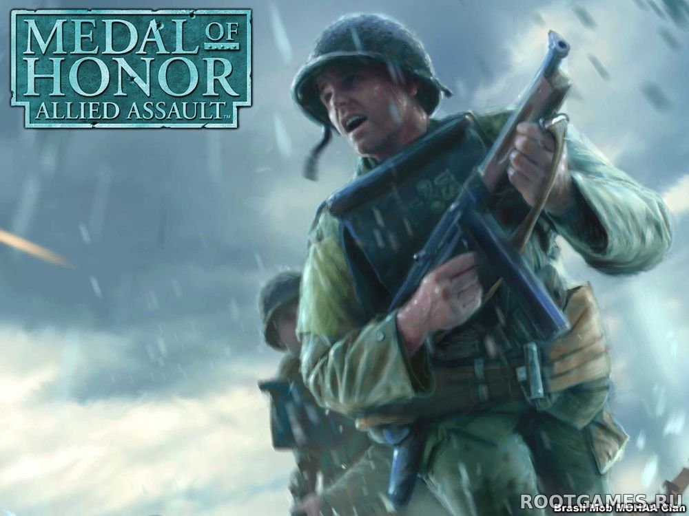 Medal of Honor: Allied Assault торрент