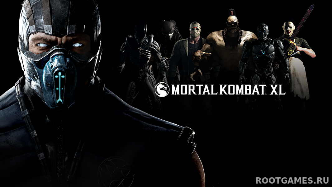 Mortal Kombat XL: Premium Edition 2016 торрент