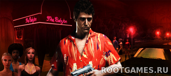 Scarface: The World Is Yours торрент / Работает на Windows 7, 8, 10