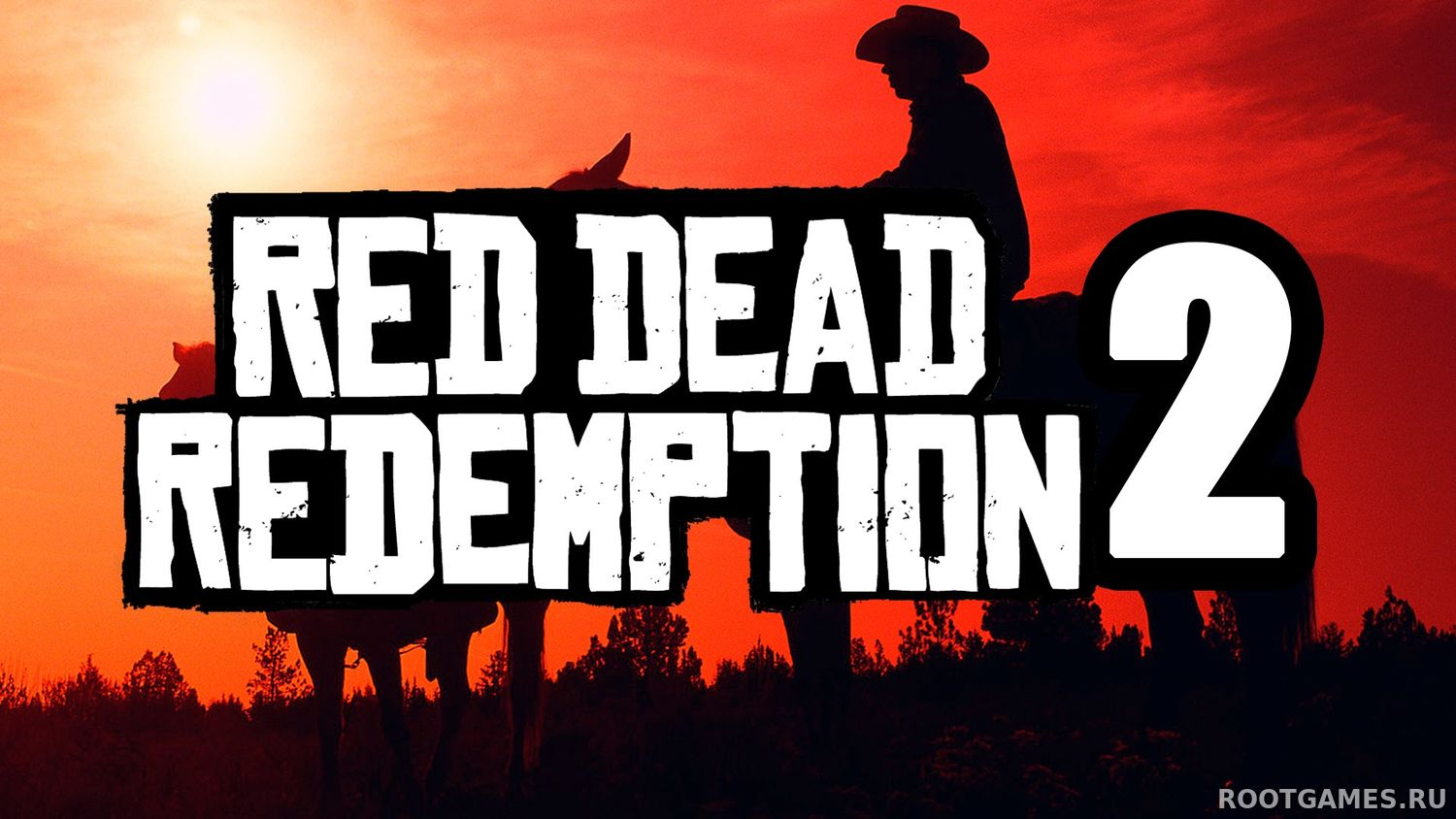 Red Dead Redemption 2 2017 (PC)